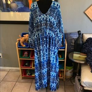 NWT show me your mumu caftan maxi dress